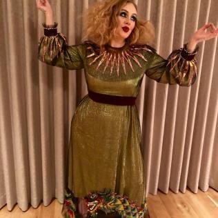 Halloween Adele