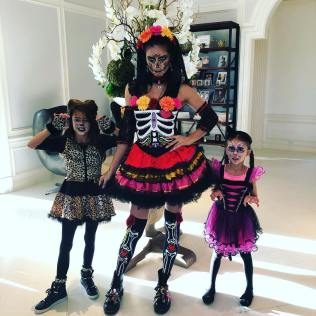 Halloween Adriana Lima