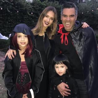 Halloween Jessica Alba