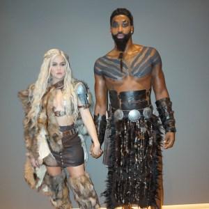 Halloween Khloe Kardashian