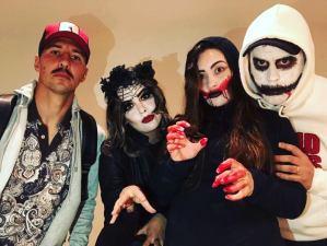 Halloween Larissa Riquelme
