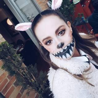 Halloween Milena Lopez