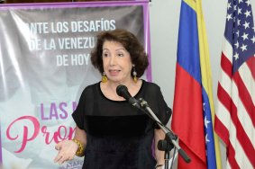 Ofelia Alvarez -  Las Mujeres Proponen