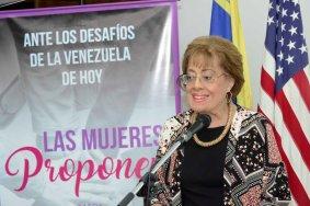 Lilia Arvelo -  Las Mujeres Proponen