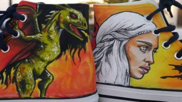 Game of Thrones Khaleesi 6