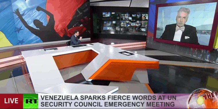 """Ex-UN-Sonderberichterstatter: """"Venezuela erinnert mich an die Irak-Invasion"""""""