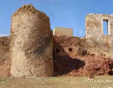 EL Castillo de Los Vélez de Mazarrón