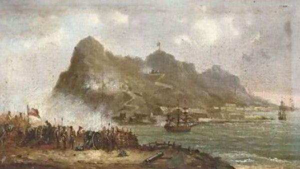 Asedio de Gibraltar