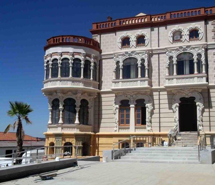Casa modernista en Fuente Obejuna