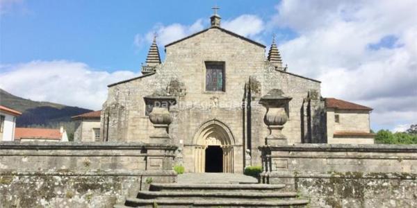 Santa María de Iria Flavia
