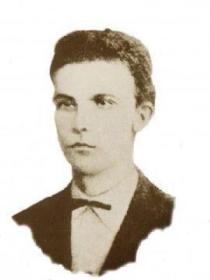 Foto del joven Martí