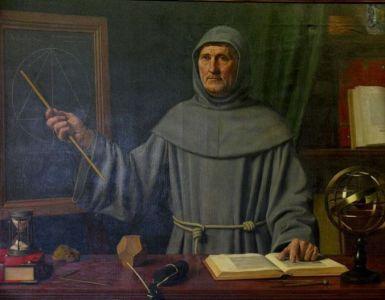 Fray Luca Pacioli