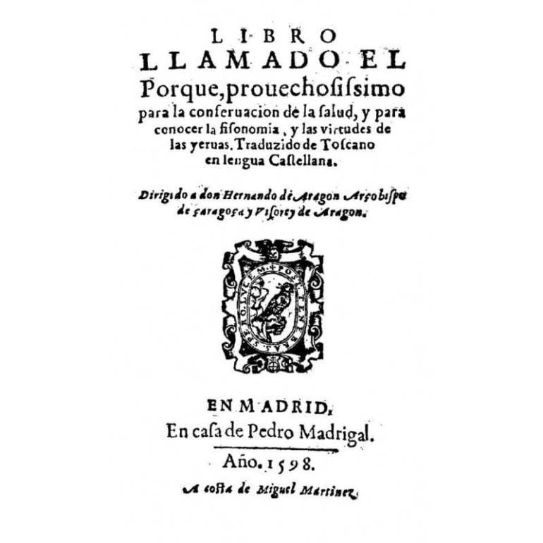 Libro llamado el Porque