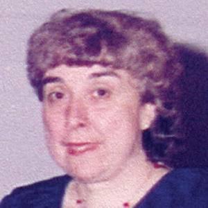 María Beatriz Fontanella de Weinberg