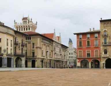 Plaza Mayor - Vic - Cataluña