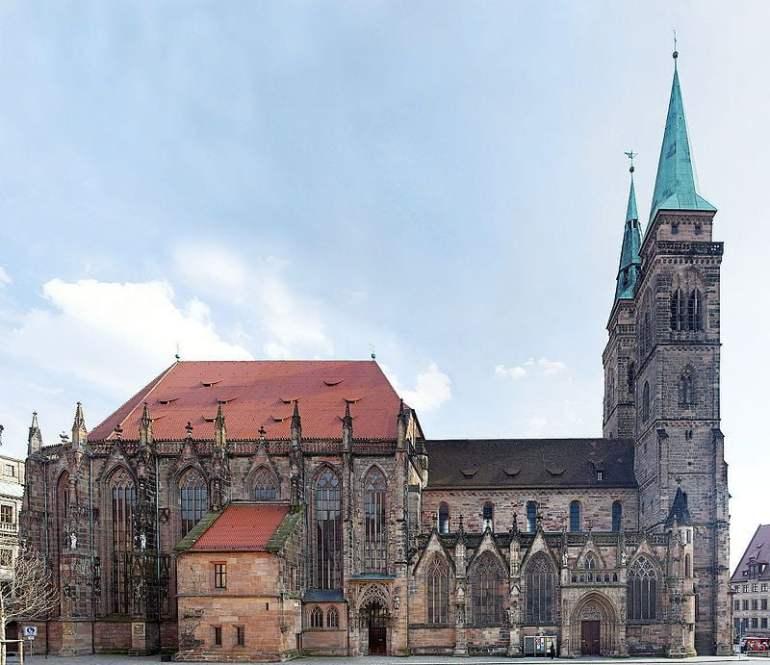 El barroco tardío alemán