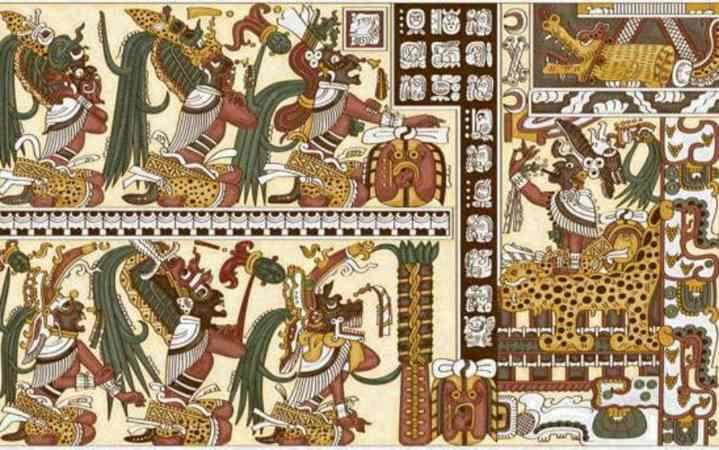 Pópol Vuh, el libro sagrado de los mayas en Guatemala