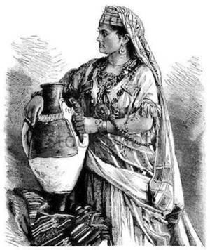 mujer bereber