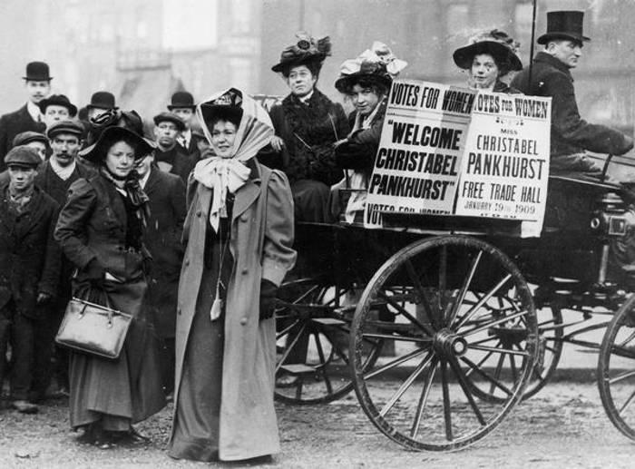 El socialismo español ante el reconocimiento del sufragio femenino británico en 1928