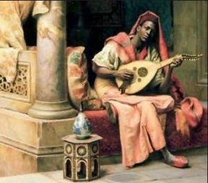 Ziryab precursor del flamenco