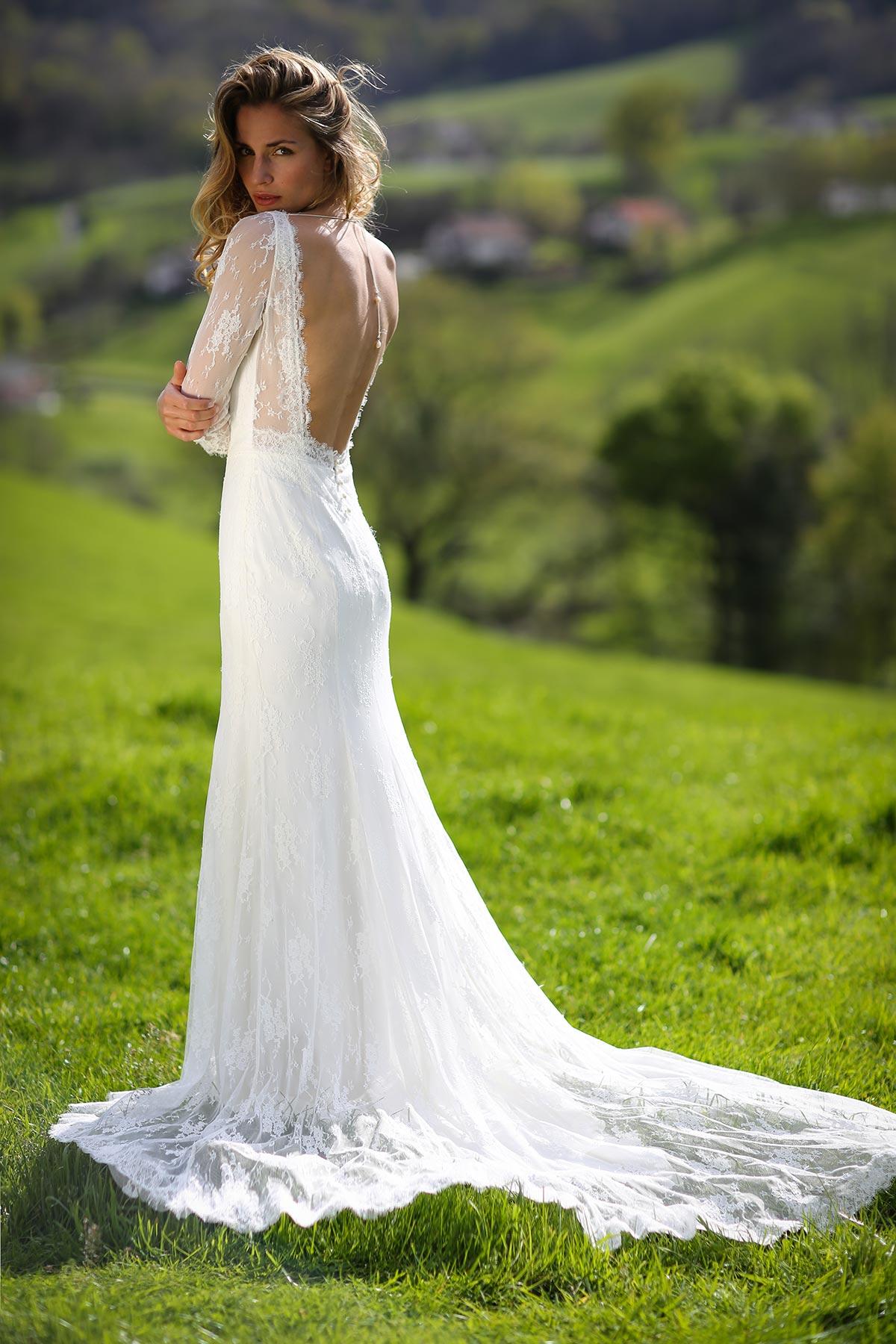 Les 3 soeurs robe de mariee
