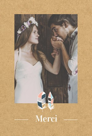 Comment rédiger les cartes de remerciement de son mariage - La Sœur de la Mariée