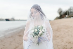voile-mariée-plage-mariage-thème-marin-Allemagne-Hambourg