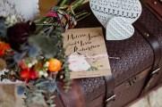 Papeterie de mariage rustique