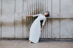 Robe de mariée Atelier Charlotte Auzou