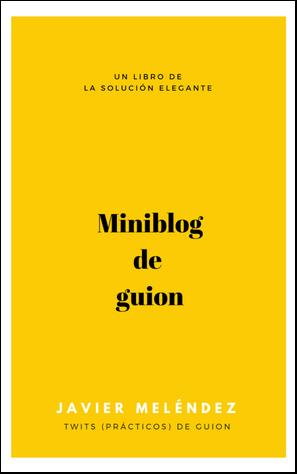 MINIBLOG DE GUION