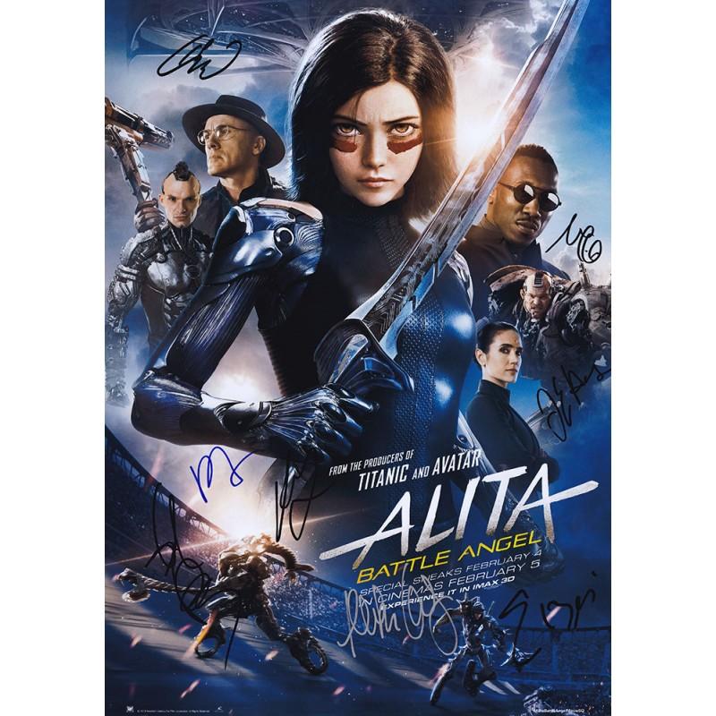 index of alita battle angel movie