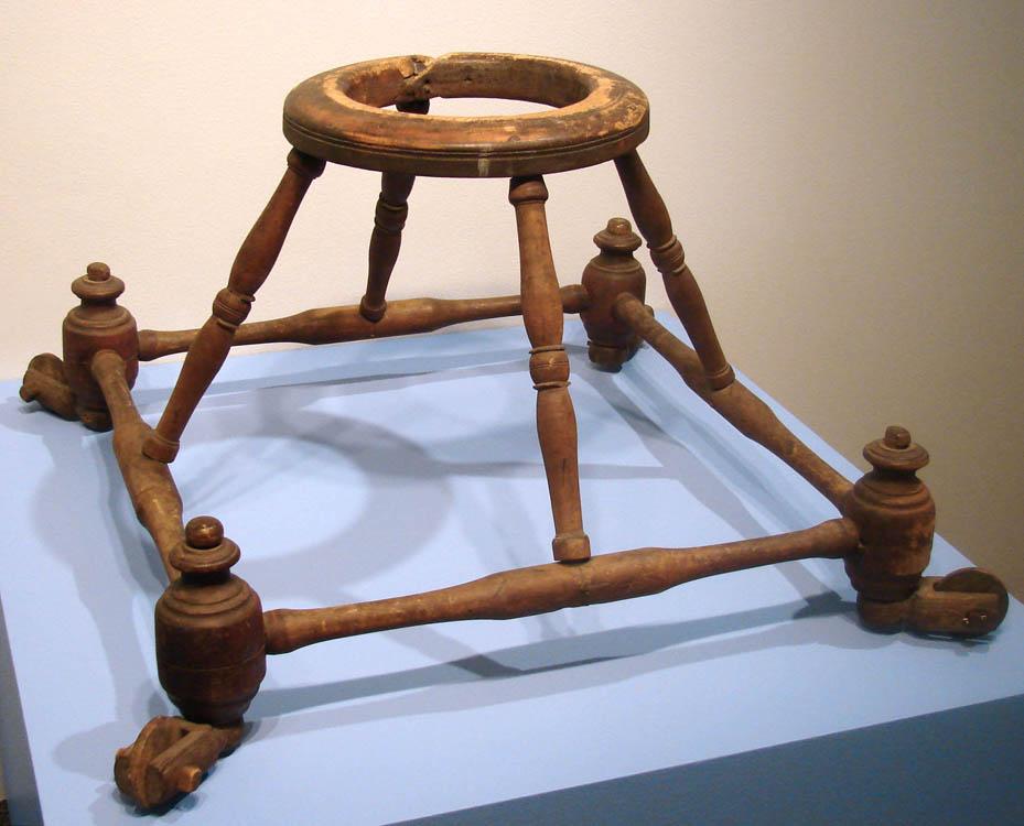 Tacatá holandés de siglo XVII