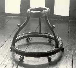 Tacatá tudor. Visto en Medieval Society