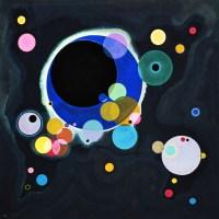 Cavalieri azzurri e cupole a mosaico: un invito a perdersi nella fantasia di Kandinsky, il migliore di tutti