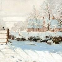 Storie d'inverno: il gelo e la neve attraverso gli occhi dei grandi artisti