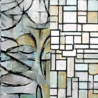 Perché Piet Mondrian è finito a dipingere righe?