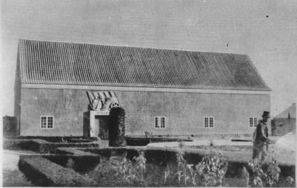 Padiglione della Danimarca.