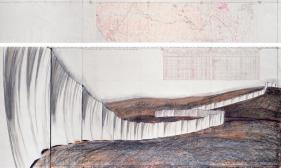 Running Fence, Sonoma and Marin Counties, California, 1972-76 2