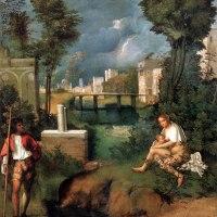 La Tempesta di Giorgione: 500 anni di mistero in uno stupendo paesaggio