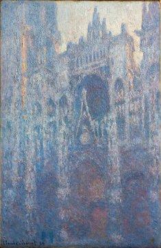 Claude-Monet-cattedrale-Rouen_portale.luce-del-mattino