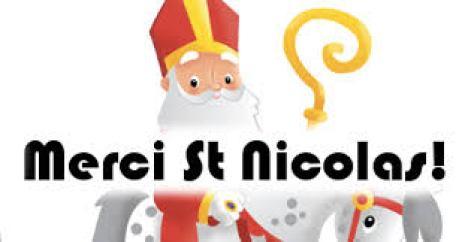 Mimyfamily : [Event] Merci Saint Nicolas! #Robiscuit