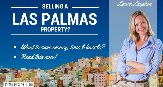 The exclusive contract and why it's a good thing for Las Palmas property sellers