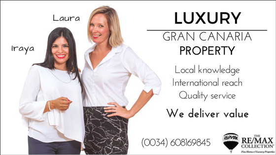 Laura & Iraya: Luxury Gran Canaria property agents for RE/MAX Collection