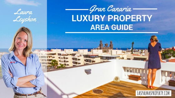Luxury Gran Canaria property area guide