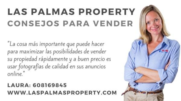 Consejos para vender su piso en Las Palmas: La fotografía de calidad es esencial