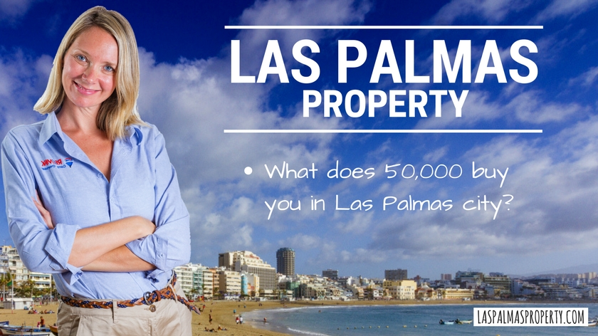 Cheap property in Las Palmas_ What does 50000 buy you