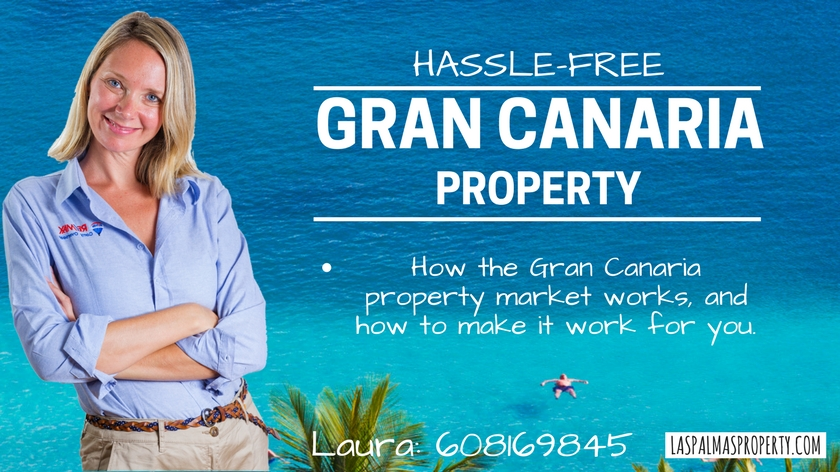 How the Gran Canaria property market works, and how to make it work for you when you buy a Gran Canaria property.