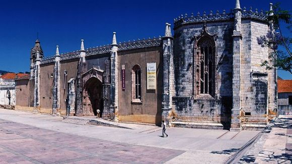 Convento de Jesús en Setúbal