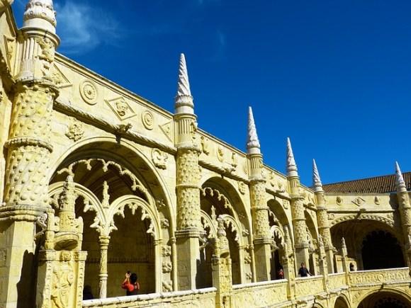 Monasterio de los Jeronimos, Lisboa