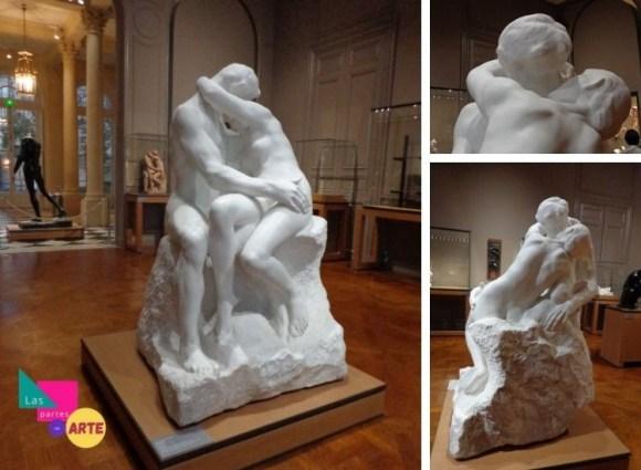 Analisis de El Beso de Rodin